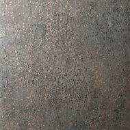 Splashwall Splashwall Copper oxide 3 sided Shower Panel kit (W)1200mm (T)11mm