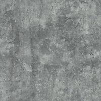 Splashwall Splashwall Grey stone Shower panel (H)2420mm (W)585mm (T)11mm