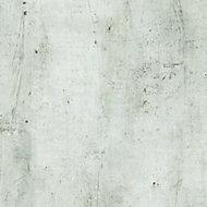 Splashwall Splashwall Matt Cream concrete 2 sided Shower Panel kit (W)1200mm (T)11mm