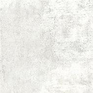 Splashwall Splashwall Matt White concrete 2 sided Shower Panel kit (W)1200mm (T)11mm