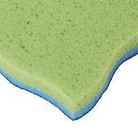 Sponge scourer, Pack of 3