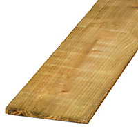 Spruce Cladding (L)3m (W)150mm (T)11mm, Pack of 6