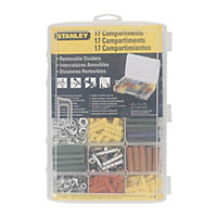 Stanley 17 Compartment Shallow Organsier
