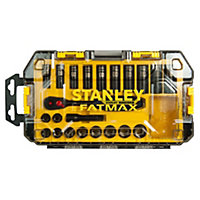 "Stanley 22 piece ⅜"" Socketry set"