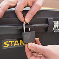 """Stanley 26"""" Polypropylene Toolbox twin pack"""