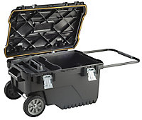 "Stanley FatMax 29"" Plastic Tool chest"