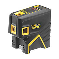 Stanley FatMax 30m 5 spot & cross Laser level