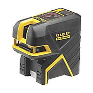 Stanley FatMax 45m 2 spot & cross Laser level