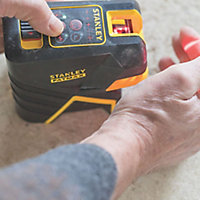 Stanley FatMax 45m 5 spot & cross Laser level