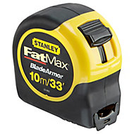 Stanley FatMax Tape measure, 10m
