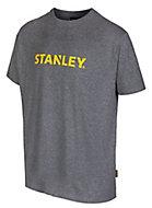 Stanley Lyon Grey T-shirt Large