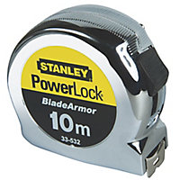 Stanley Powerlock Tape measure, 10m