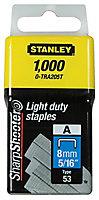 Stanley Staples (L)99mm 41g, Pack of 1000