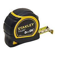 Stanley Tylon Tape measure, 8m