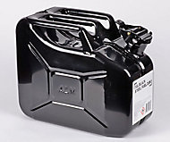 Steel Diesel Fuel can, 10L