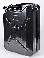 Steel Diesel Fuel can, 20L