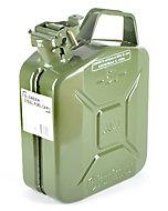 Steel Petrol Fuel can, 5L