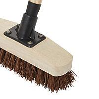 Stiff Bassine Indoor & outdoor Broom, (W)235mm