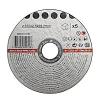 Stone Cutting disc (Dia)125mm, Pack of 5