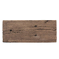 Stonewood Antique brown Paving edging (H)250mm (W)900mm (T)50mm
