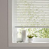 Studio White Aluminium Venetian Blind (W)120cm (L)180cm
