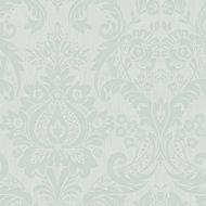 Superfresco Colours Hermes Duck egg Damask Textured Wallpaper
