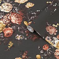 Superfresco Easy Bouquet Multicolour Floral Smooth Wallpaper
