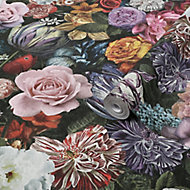 Superfresco Easy Bruges Multicolour Floral Smooth Wallpaper