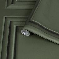 Superfresco Easy Khaki Panel Wood effect Smooth Wallpaper