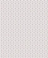 Superfresco Easy Nelio Grey Geometric Rose gold effect Embossed Wallpaper