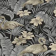 Superfresco Easy Sandrine Multicolour Tropical Smooth Wallpaper