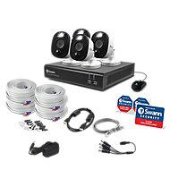 Swann 1080p 4 camera CCTV DVR kit