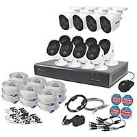 Swann SODVK-1645812-UK 1080p CCTV & DVR system kit
