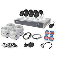 Swann SODVK-164588-UK 1080p CCTV & DVR system kit