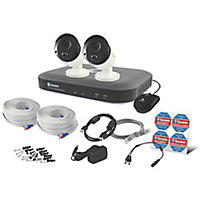 Swann SWDVK-449802-UK 5MP CCTV & DVR system kit