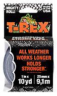 T-Rex Grey Duct Tape (L)9.1m (W)25mm