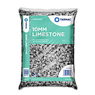 Tarmac 10mm Limestone Chippings, Large Bag