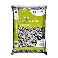 Tarmac 20mm Limestone Chippings, Large Bag