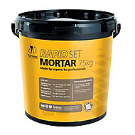 Tarmac Rapid set Ready mixed Mortar, 7.5kg Tub