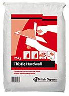 Thistle Hardwall Undercoat plaster, 25kg Bag