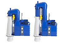 Thomas Dudley Dual-flush Syphon