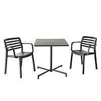 Tinian Metal Table