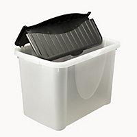 Tontarelli Clear 60L Storage box
