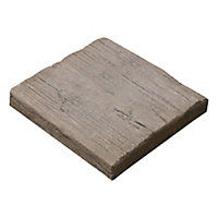 Traditional Stonewood Sleeper corner (L)25cm (T)4cm, Pack of 46