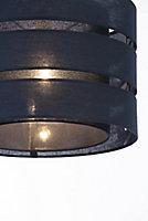 Trio Midnight blue Light shade (D)280mm