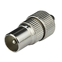 Tristar Coaxial connector, Pack of 10