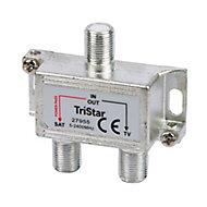 Tristar TV/Satellite combiner