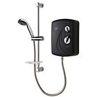 Triton Enrich Black Electric Shower, 10.5kW