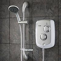 Triton Trance White Electric Shower, 10.5kW