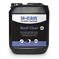 U-Can Clear Roof cleaner 5000ml